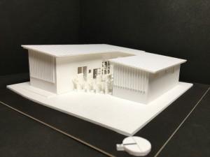 佐藤邸模型